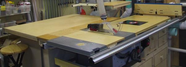 Miter Slot Addition The Sawdustzone