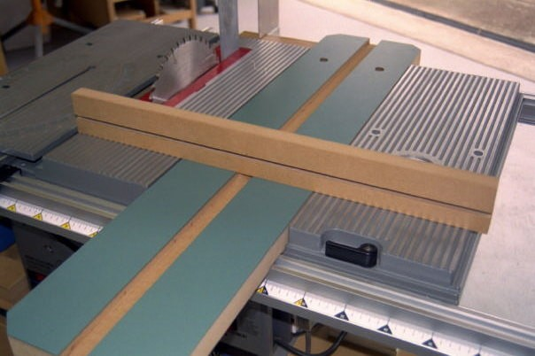 Rod Kirby's Miter Slot For The BT3000 - The SawdustZone
